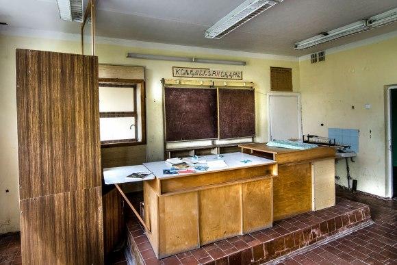 Chemijos ir fizikos kabinetas