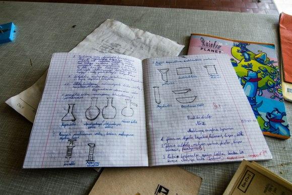 Moksleivių darbai