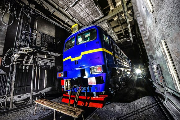 Džiūsta lokomotyvas