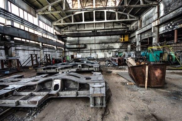 Sandėliuojamos metalo konstrukcijos