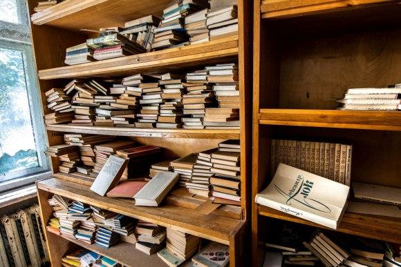 Paliktos knygos