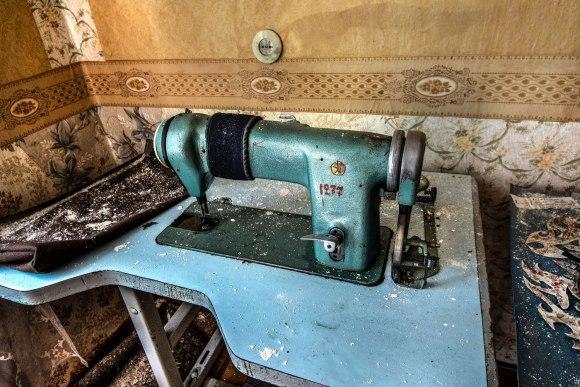 Palikta siuvimo mašina