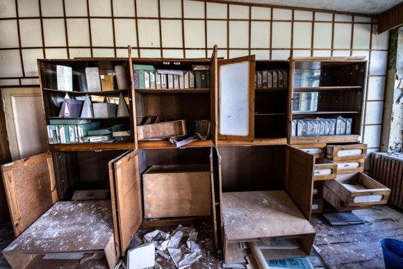 Apleistas matematikos kabinetas