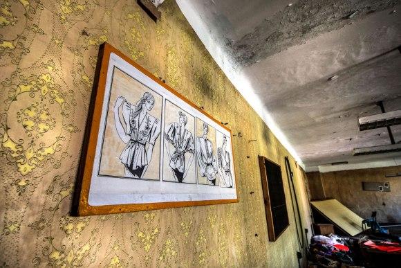 Siuvimo darbų kabinetas