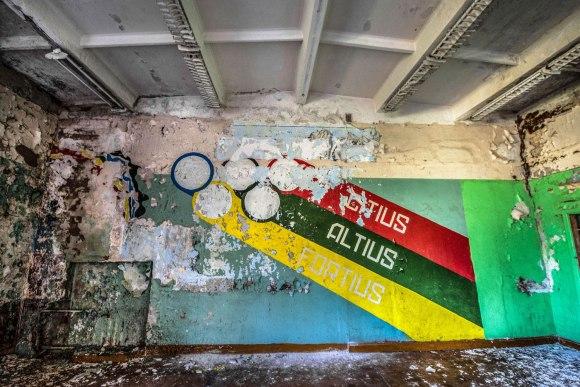 Olimpinės spalvos
