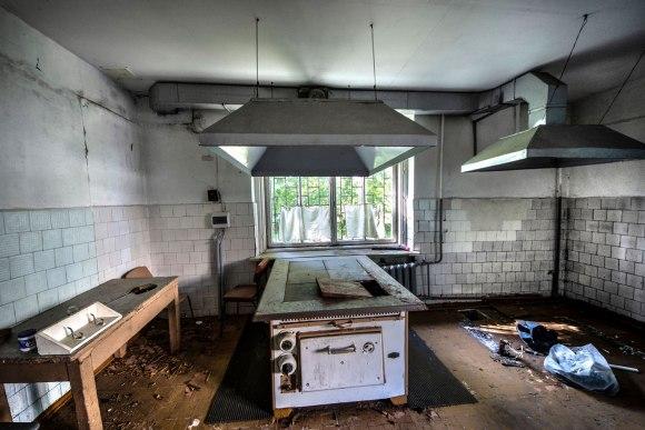 Palikta virtuvė