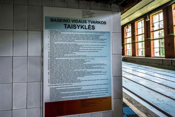 Baseino taisyklės