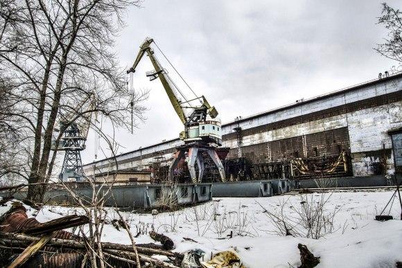 Industrinė panorama