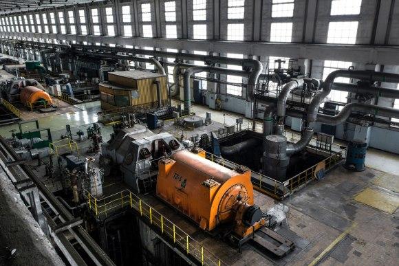 Turbogeneratoriai