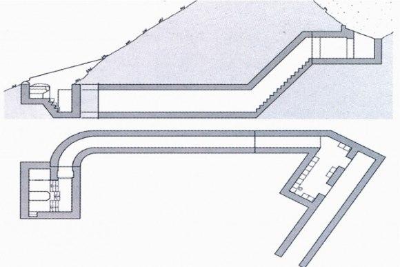 Antrojo bunkerio planas
