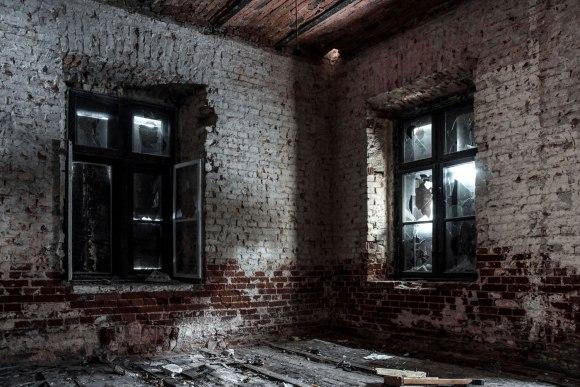 Užkalti langai