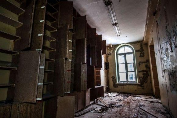 Spintų kambarys