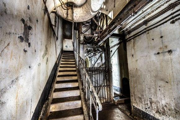 Mažino linija - liftas