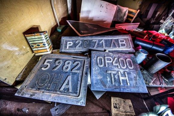 Šablonai numerių spausdinimui