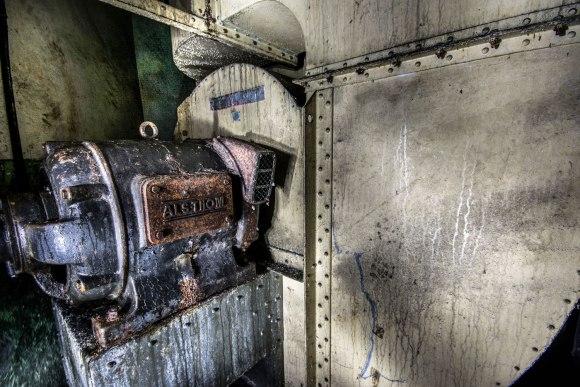 Mažino linija - variklis