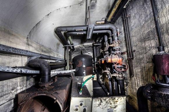 Mažino linija - ventiliacija