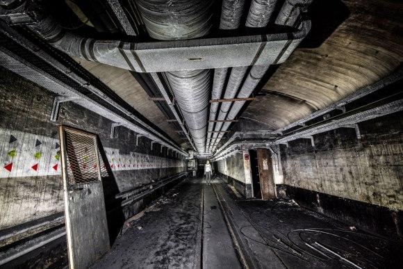 Mažino linija - pagrindinis koridorius