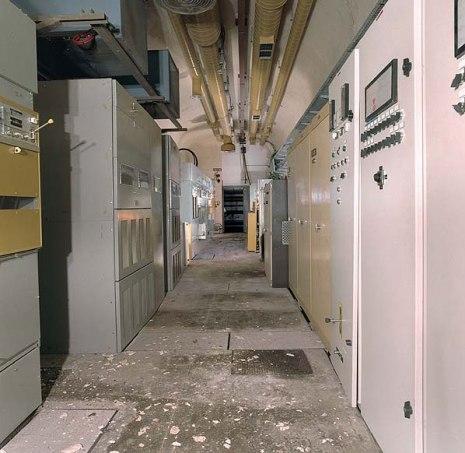 Mažino linija - skydinė 2003-iais