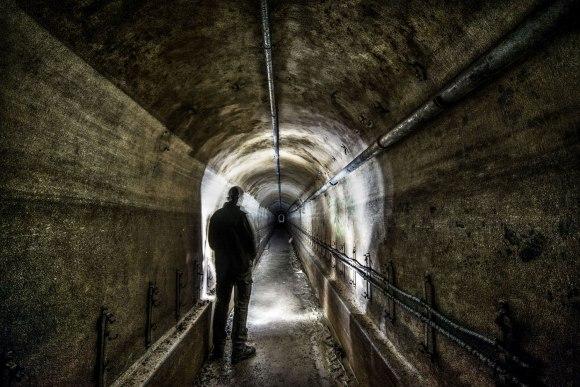 Mažino linija - mažesnis tunelis