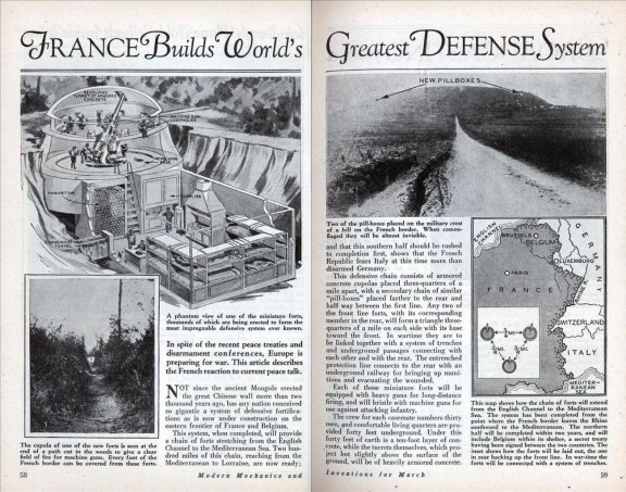 Modern Mechanix, 1931 kovo mėn