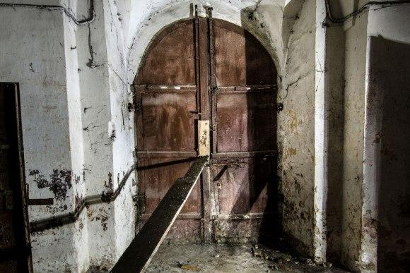 Pagrindinės durys