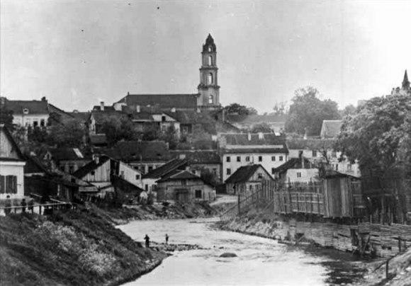 Bažnyčia 1935m.