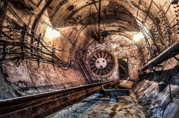 Tunelis ir ventiliacija