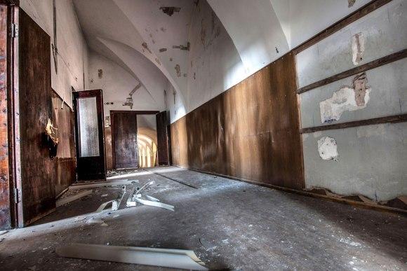 Koridoriaus išplatėjimas