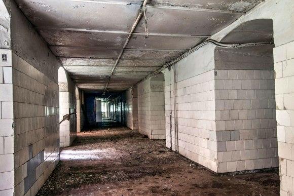 Koridorius rūsyje