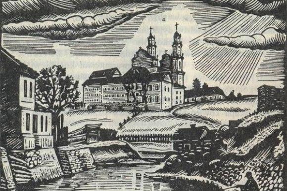 Misionierių vienuolynas XVIII a