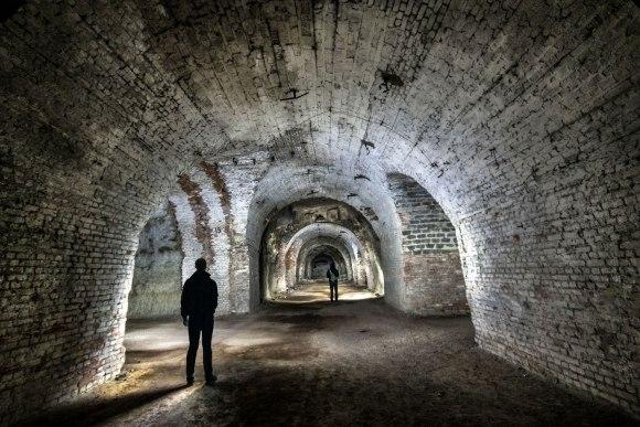 Sutvirtinti tuneliai