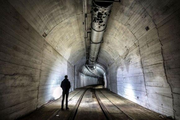 Įvažiavimo tunelis