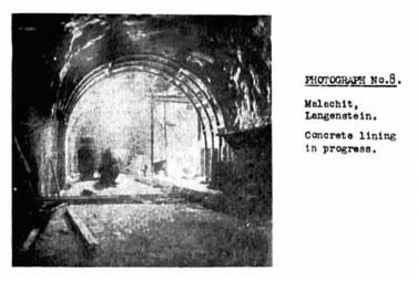 Požeminė gamykla 1945