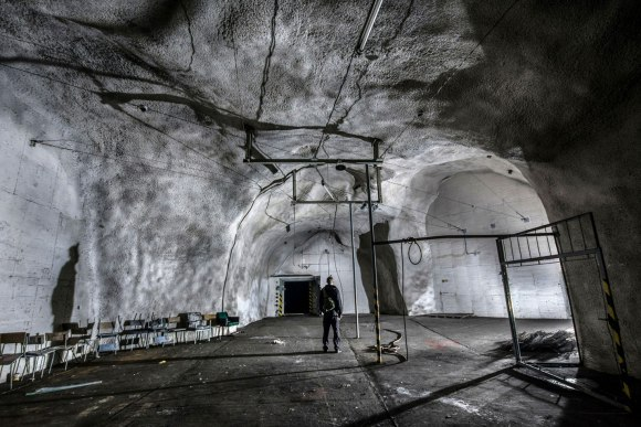 Bunkerio patalpa