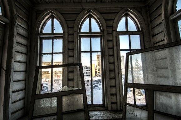 Gražūs langai