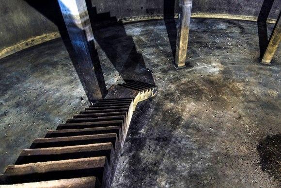Nusileidimo laiptai