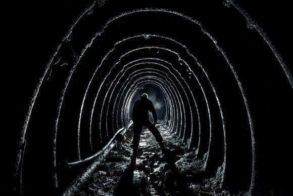Šachtos tunelis