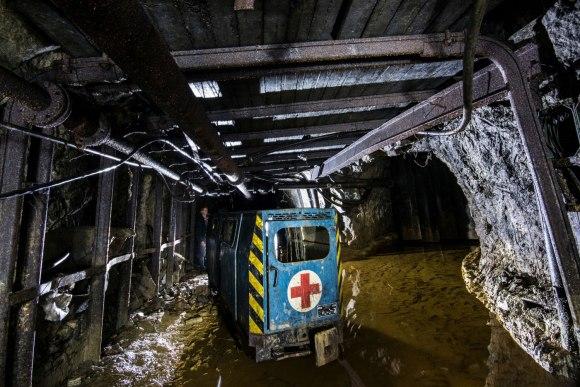 Greitosios pagalbos traukinys