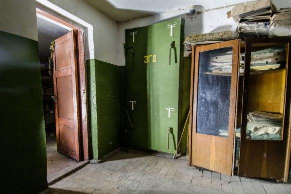 Patalpa prie įėjimo
