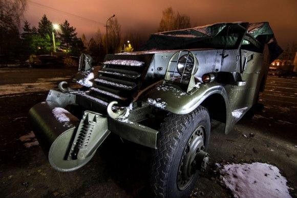 Šarvuota mašina M3 Scout Car