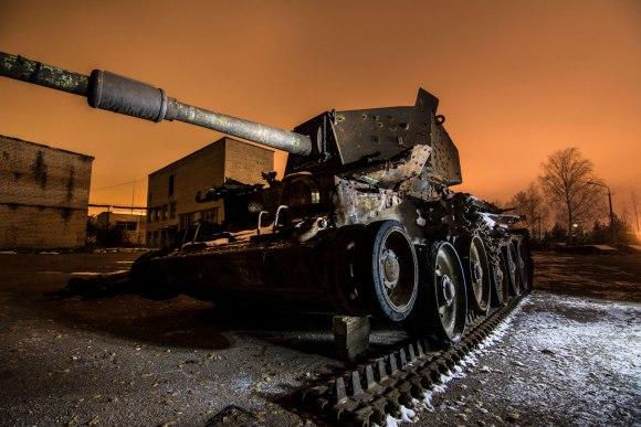 Vidutinis tankas Charioteer
