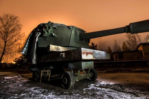 Vidutinis tankas Charioteer - bokštas