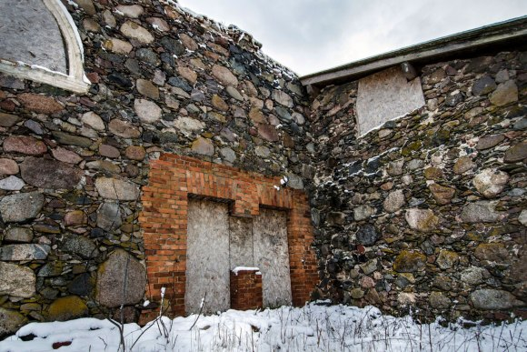 Akmeninė siena