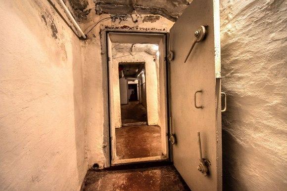 Odesos civilinės gynybos slėptuvė