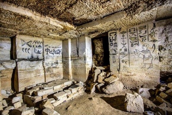 Odesos katakombos ir požemiai