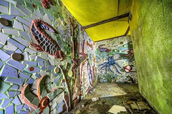 Odesos pasakų tunelis