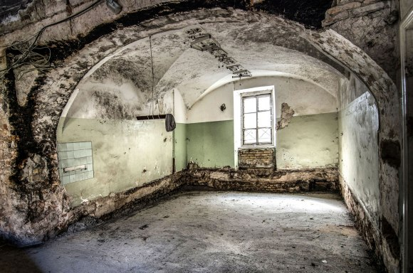 Degęs kambarys