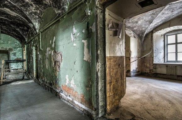 Įėjimas į palatą