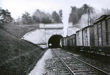 Prie Panerių tunelio, 1939.10.28
