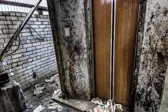 Lifto durys